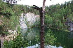 Talc Stone Lake