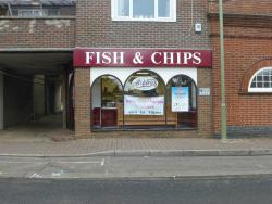 Ashleys Fish and Chips