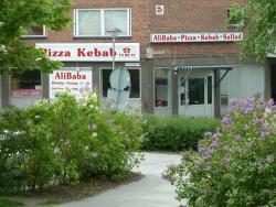Ali-Baba Pizzeria Kebab o. Salladsbar