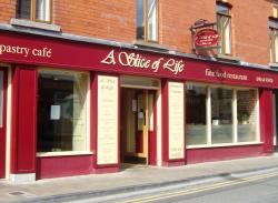 A Slice of Life Restaurant