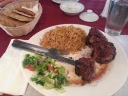 Zalla Afghan Grill