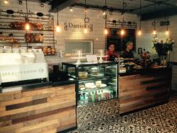 ‪Daniel's Bakery & Cafe‬