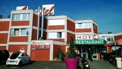 Hotel-Restaurant Arcotel Mulhouse