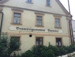 Barnikel Fritz Brauereigasthof