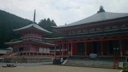 Enryakuji Temple Amida Do