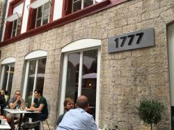 1777 Kaffee Restaurant Bar