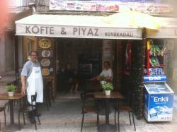 Kofte & Piyaz