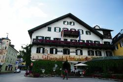 St Gilgen Mozartplatz