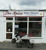The Spice Indian Takeaway