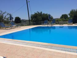 Villa Argiris, June/July 2015