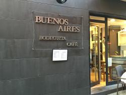Buenos Aires Bodeguita Cafe