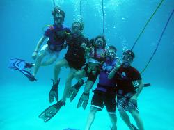 Snuba Dive Experience
