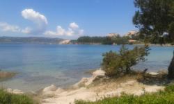 Spiaggia della Cala Li Mucchi Bianchi