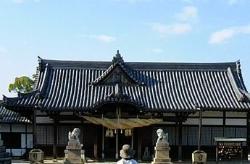 Sone Tenmangu Shrine