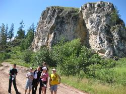 Gryunvalda Rock