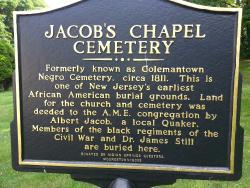 Jacobs Chapel Colemantown Foundation