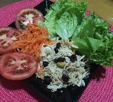 Salada Mixta Self Service