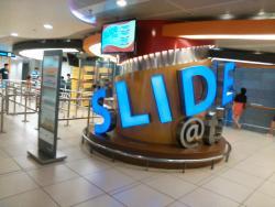 The Slide @ T3