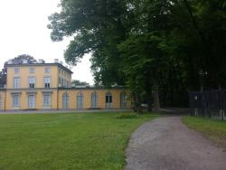 Haga Royal Castle