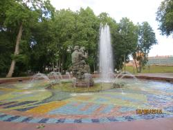 Fountain Sadko