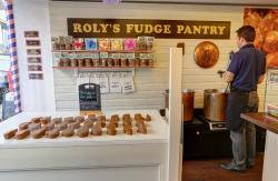 Roly's Fudge