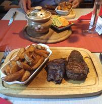 Steakhaus Kaminstub'n am Wolfsbrunnen