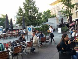 Cafe Extrablatt Eschenheimer Tor