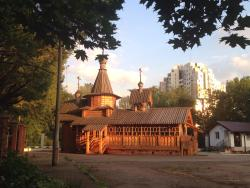 Temple of New Martyrs and Russian Confessors