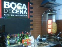 Boca de Cena