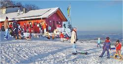 Skihütte Malberg