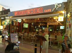 Woodpecker Bar, Cafe & Restaurant