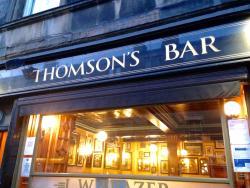 Thomson's Bar