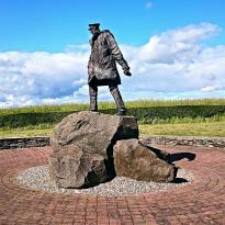 Sas Founders Memorial