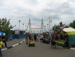 Amusement PArk pn Damansk Island