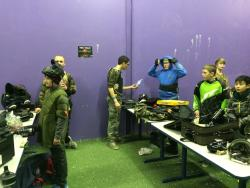 Flag Raiders Indoor Paintball