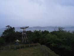Sekimidai Park (Ruins of Kushizaki Castle)