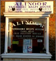 Alinoor Tandoori Balti House