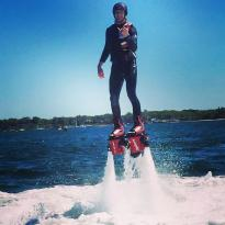 Shaka Flyboarding