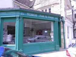 Tongs Fish and Chip Shop
