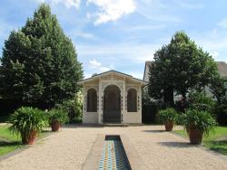 Botanischen Obstgarten
