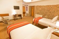 庫斯科中央生活之地旅館