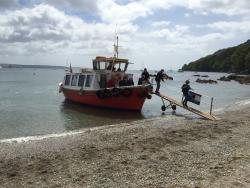 The Cawsand Ferry