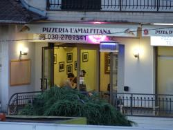 Pizzeria D'Asporto L'Amalfitana