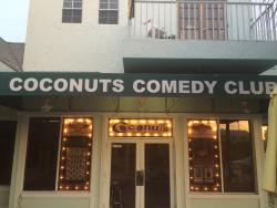 ‪Coconut's Comedy Club‬
