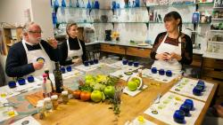 The Olive Oil Workshop