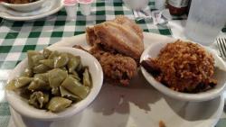 Enjoyed a yummy Sunday meal