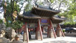Taiyuan Chunyang Hall