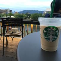 Starbucks Coffee Kyoto Sanjo-ohashi Shop