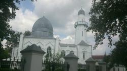 White Cathedral Mosque