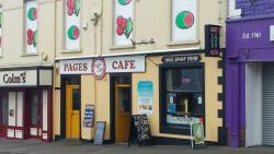 Pages Cafe